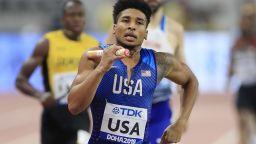 Американски световен шампион бе дисквалифициран за 30 месеца заради допинг