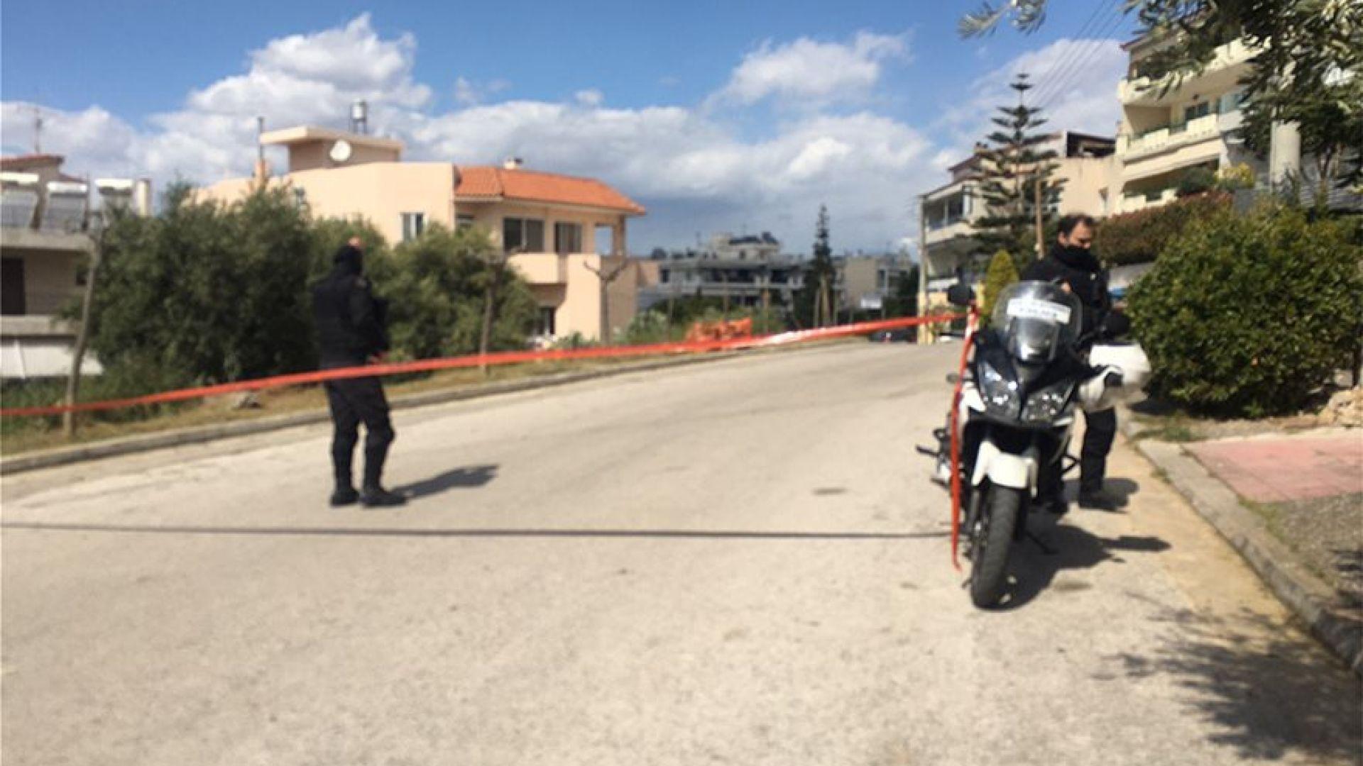 Застреляха известен гръцки журналист в Атина (видео)