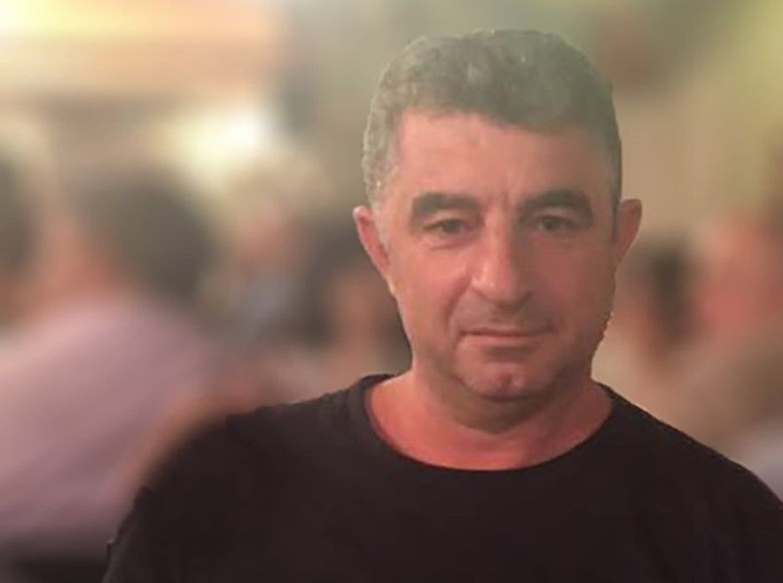 Йоргос Карайваз е бил прострелян шест пъти