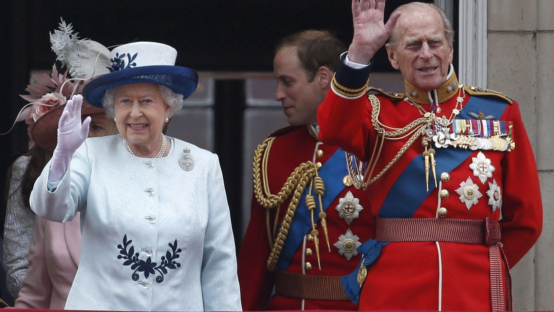 """Великобритания скърби за принц Филип - """"сила"""" и """"опора"""" на британската кралица"""