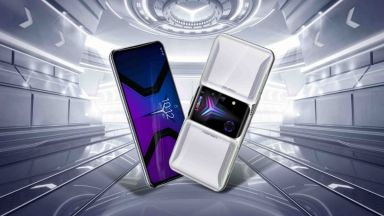 Lenovo Legion Phone Duel 2 е геймърски телефон с отличителен дизайн