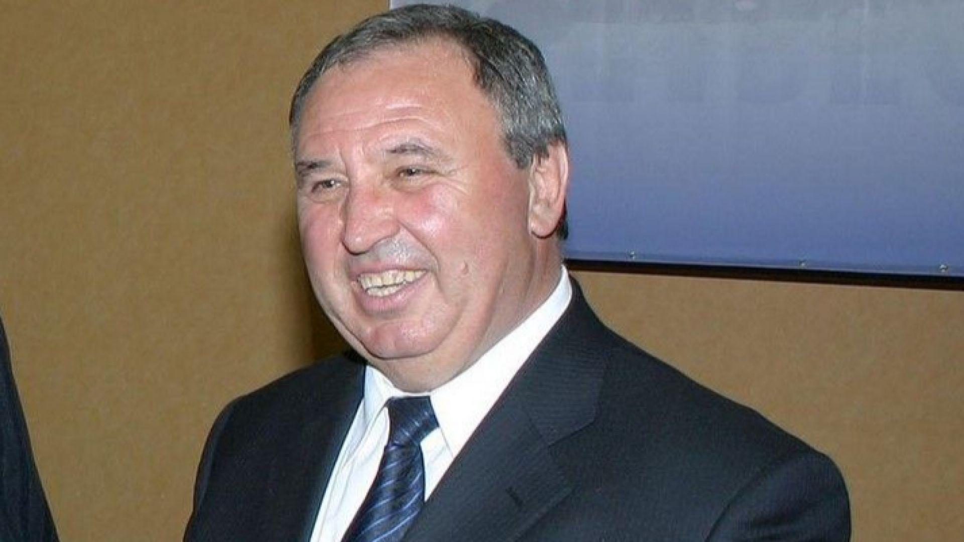 Почина известният строител инж. Павел Калистратов