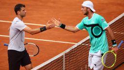Жребият отреди трета среща между Гришо и германец в Монте Карло