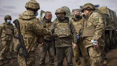 Володимир Зеленски уволни главнокомандващия на въоръжените сили
