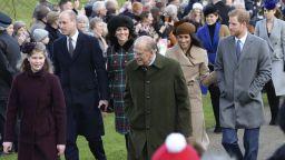Принц Хари и Меган: Благодарим за преданата служба, ще липсвате много