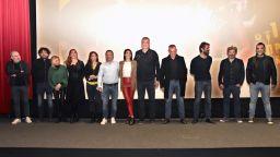 """Медийна прожекция на """"Голата истина за група Жигули"""" събра журналисти и екип пред големия екран"""