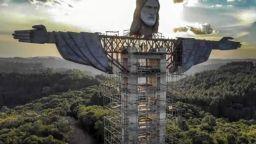Нова статуя на Христос в Бразилия ще надмине по височина тази в Рио де Жанейро