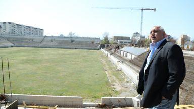 """Борисов обеща европейски финал на стадион """"Христо Ботев"""""""