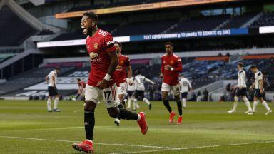 В страхотен мач Манчестър Юнайтед взе реванш от Моуриньо за онова 1:6