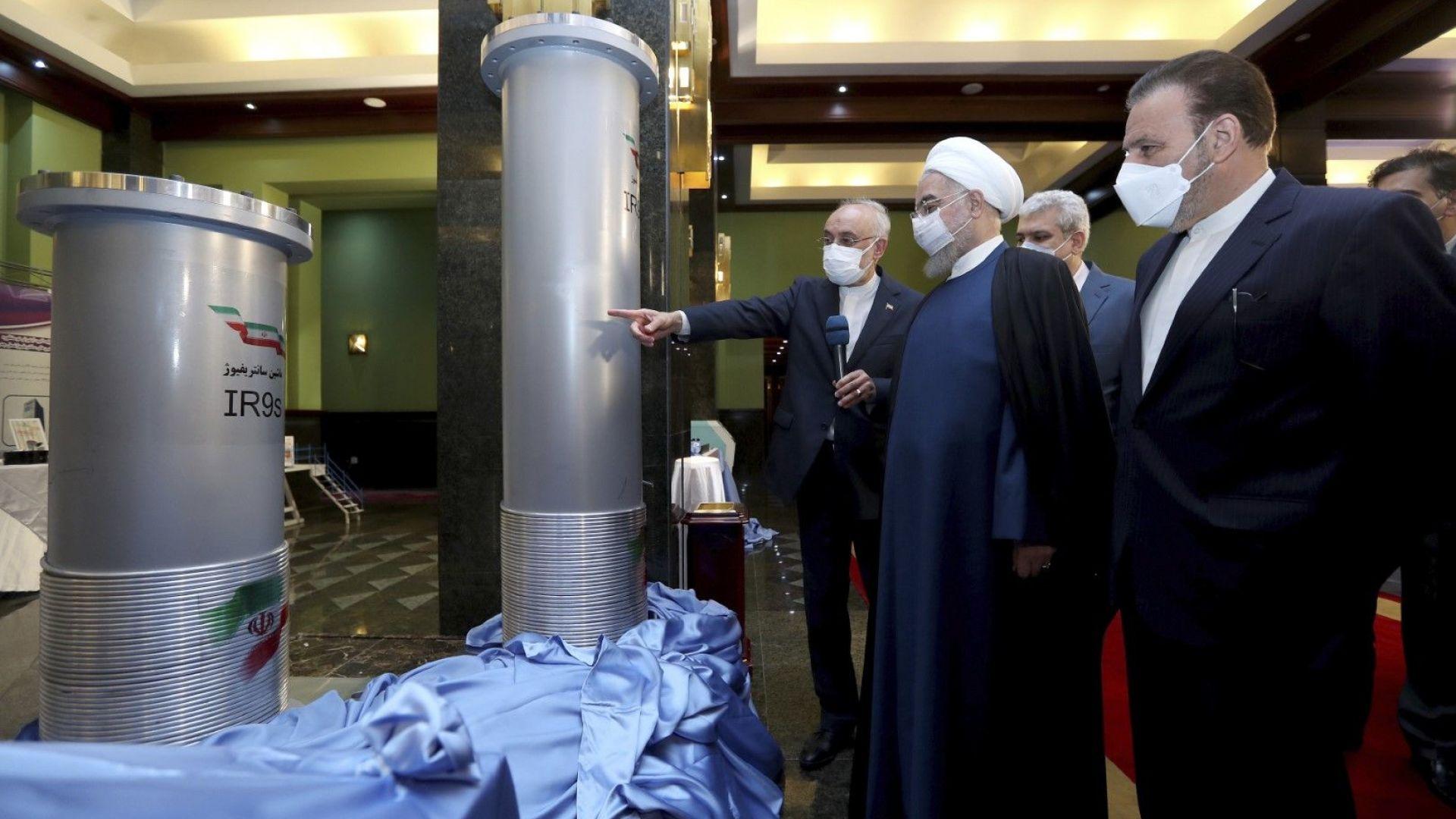 Израел предупреди Иран с кибератака на Мосад по ядрен завод