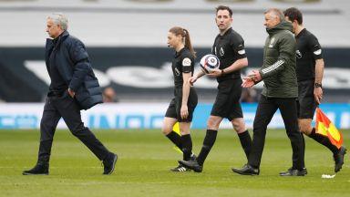 Скандално изказване на Солскяр влуди Моуриньо след големия мач в Англия