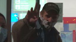 Лиъм Нийсън пристигна в България (видео)