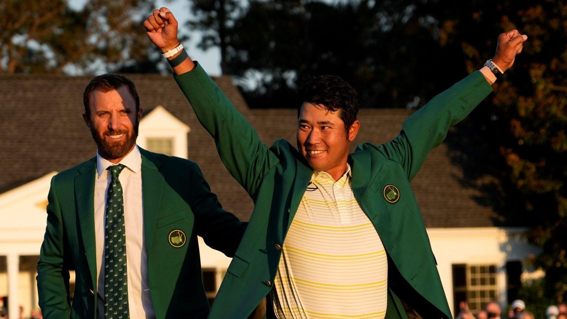 Японец написа история в голфа със сензационна победа на Мастърса
