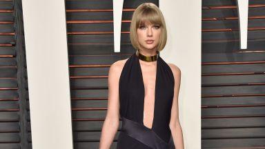 """Тейлър Суифт ще бъде отличена с приза """"глобална икона"""" на музикалните награди БРИТ"""