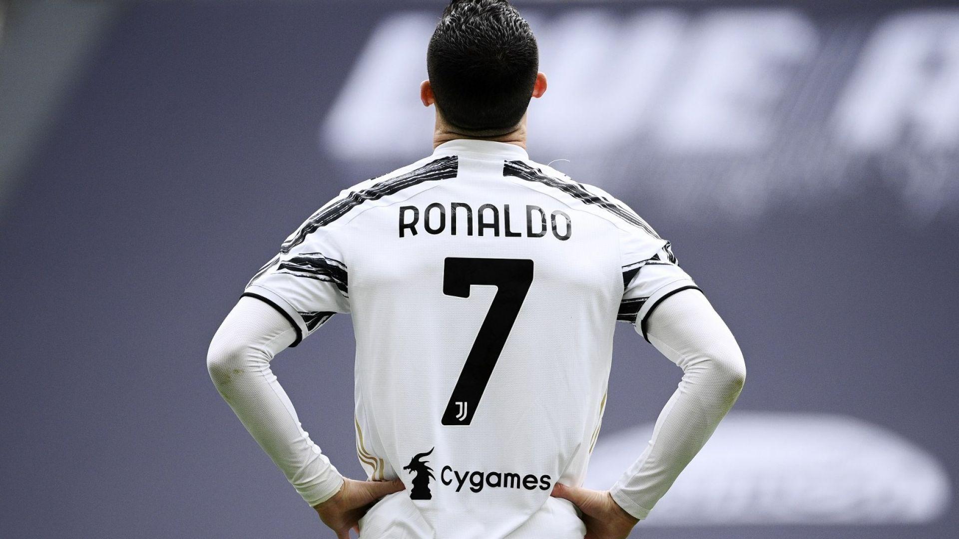 Роналдо е наясно с бъдещето си: Още година в Юве и после обратно в родния Спортинг