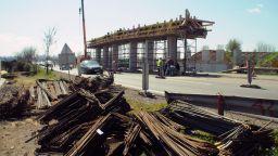Продължава изграждането на Северния обход в Бургас