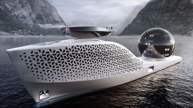 """Създават ядрена яхта за """"творци и учени"""""""