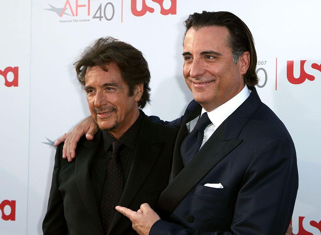 Ал Пачино и Анди Гарсия