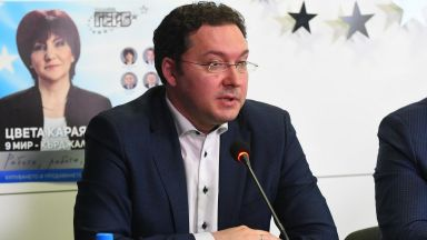 Даниел Митов е фаворит за премиер в новия кабинет, който Бойко Борисов ще предложи