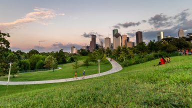 Тексас предвкусва един нов свят - нито вирус, нито рестрикции