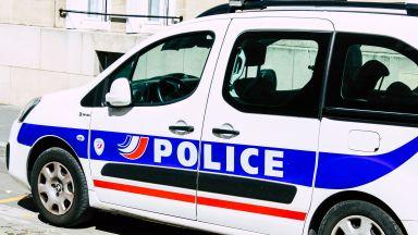 Стрелба пред парижка болница, има жертва и ранен (видео)