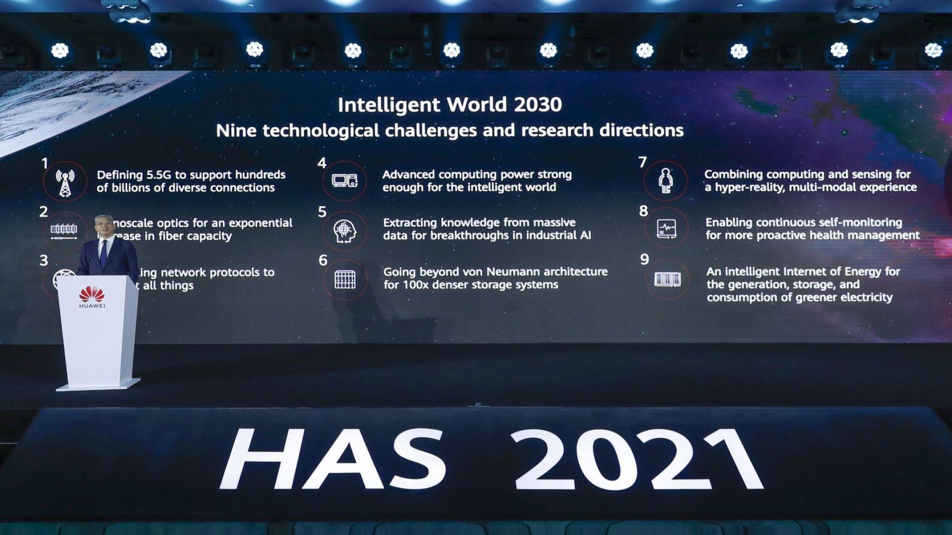 Huawei има амбициозни планове за развитие