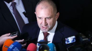 Президентът: Надявам се на стабилно и оперативно редовно правителство (видео)