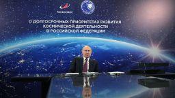 Путин: Русия трябва да запази статута си на водеща ядрена и космическа страна (снимки, видео)