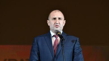 Радев връчва утре мандат за съставяне на кабинет на ГЕРБ - СДС