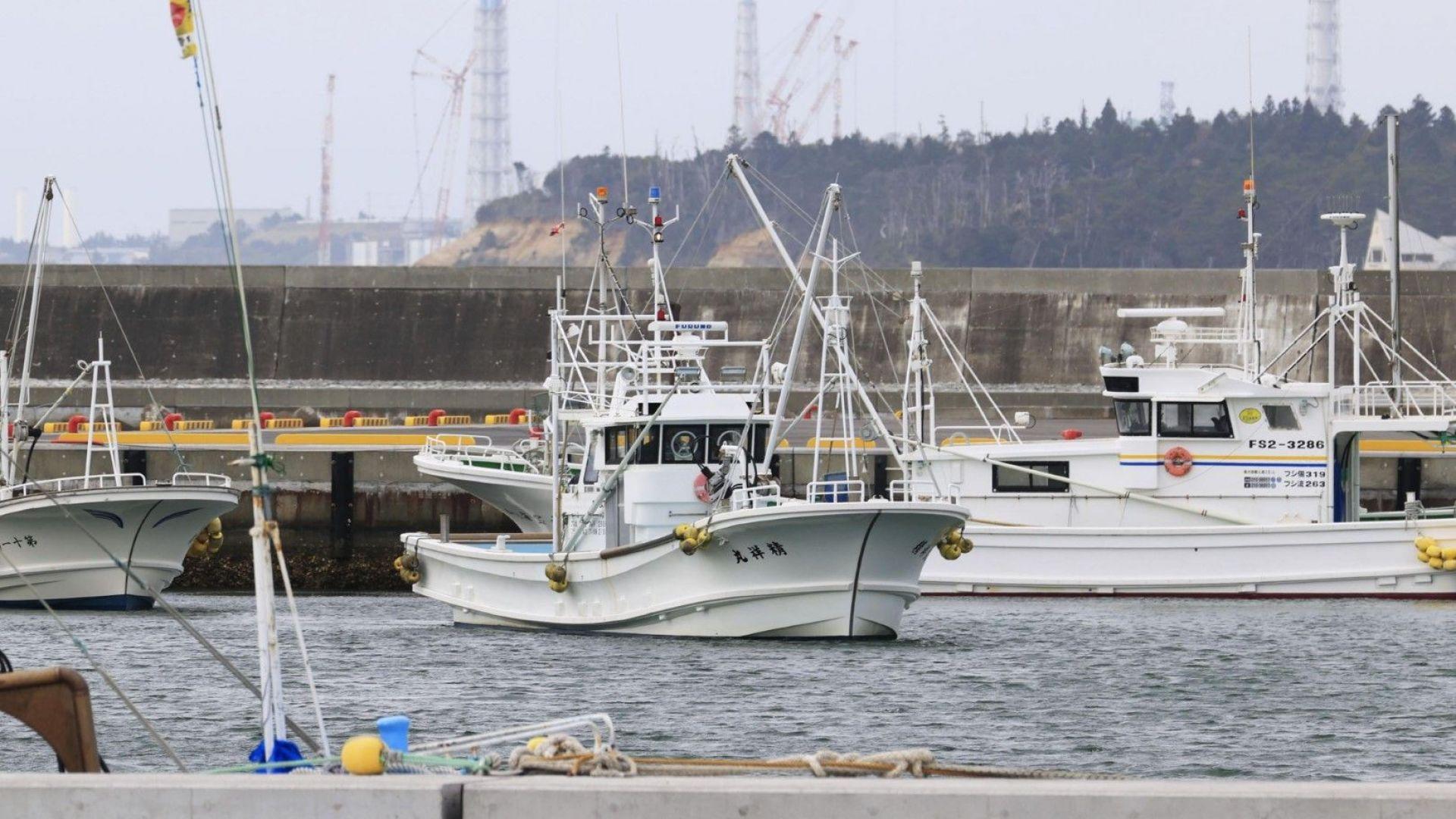 Япония ще излее в морето радиоактивна вода от Фукушима