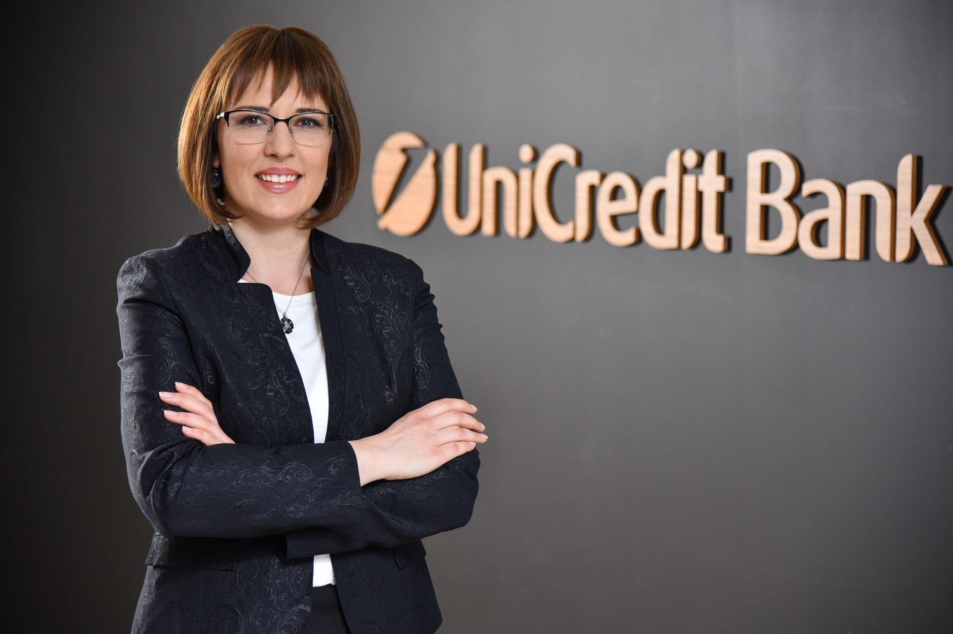 Сандра Войнович ще е новият главен финансов директор на банката