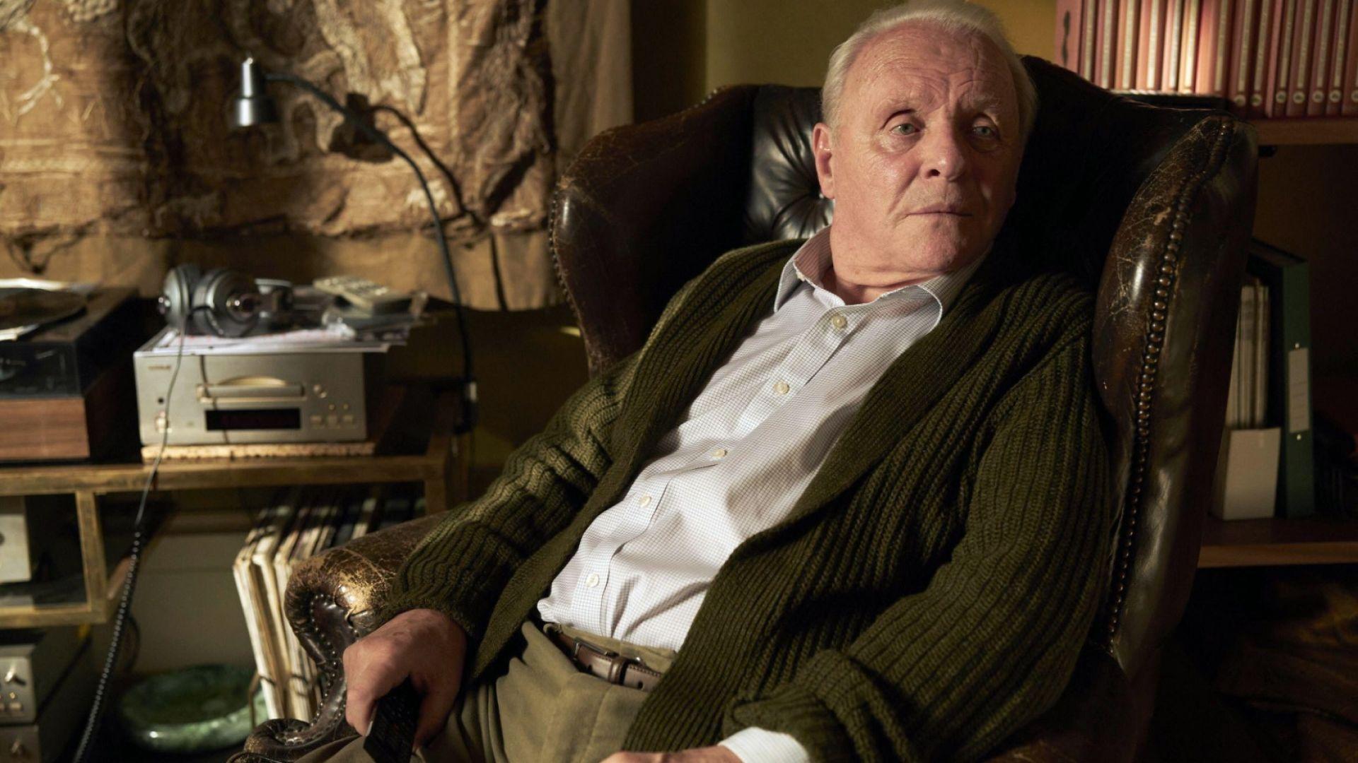 """Сър Антъни Хопкинс е най-възрастният актьор, отличен с """"Оскар"""", и още акценти от филмовите награди"""