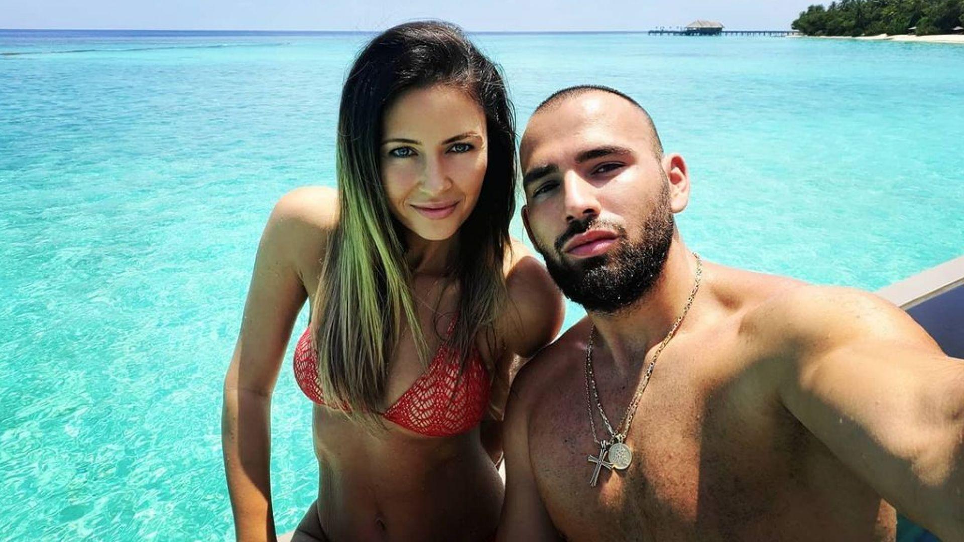 Атанас Месечков и съпругата му на Малдивите: Три часа разлика, а всичко тук е толкова различно