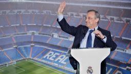 """Флорентино Перес започва шести мандат в Реал. Ще има ли нов проект """"Галактикос""""?"""