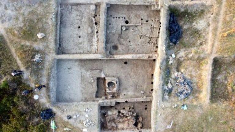 Проучванията на селищна могила на близо 7000 години край русенското