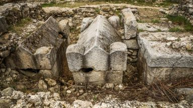 Втори археологически парк около разкрития Късноантичен мавзолей ще има в столицата