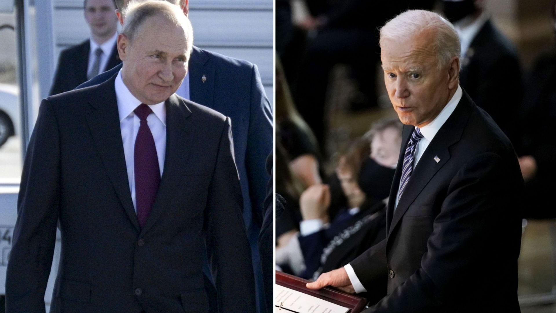Путин и Байдън може да се срещнат през юни