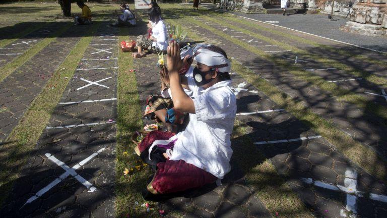 Галинган е най-важният празник в Бали