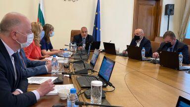 Борисов: Отговорно ще съставим ново правителство, нашите избиратели искат това (видео)