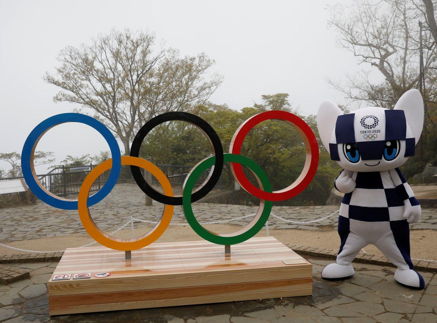 Олимпиадата в Токио