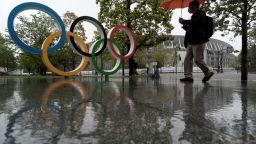 60% от японците се обявиха против Олимпиадата