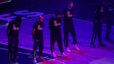 НБА се включи в протестите след поредното убийство на афроамериканец в САЩ