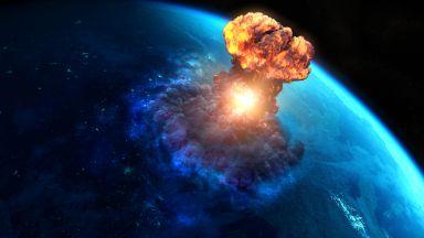 Армията на САЩ търси начин да разрушава астероиди с ядрено оръжие