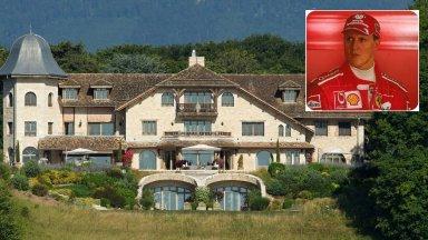 Семейство Шумахер продава имението, в което се смята, че се възстановява Михаел?