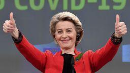 """ЕК: """"Пфайзер"""" ще достави на  ЕС допълнителни 50 млн.  дози ваксина до юни"""