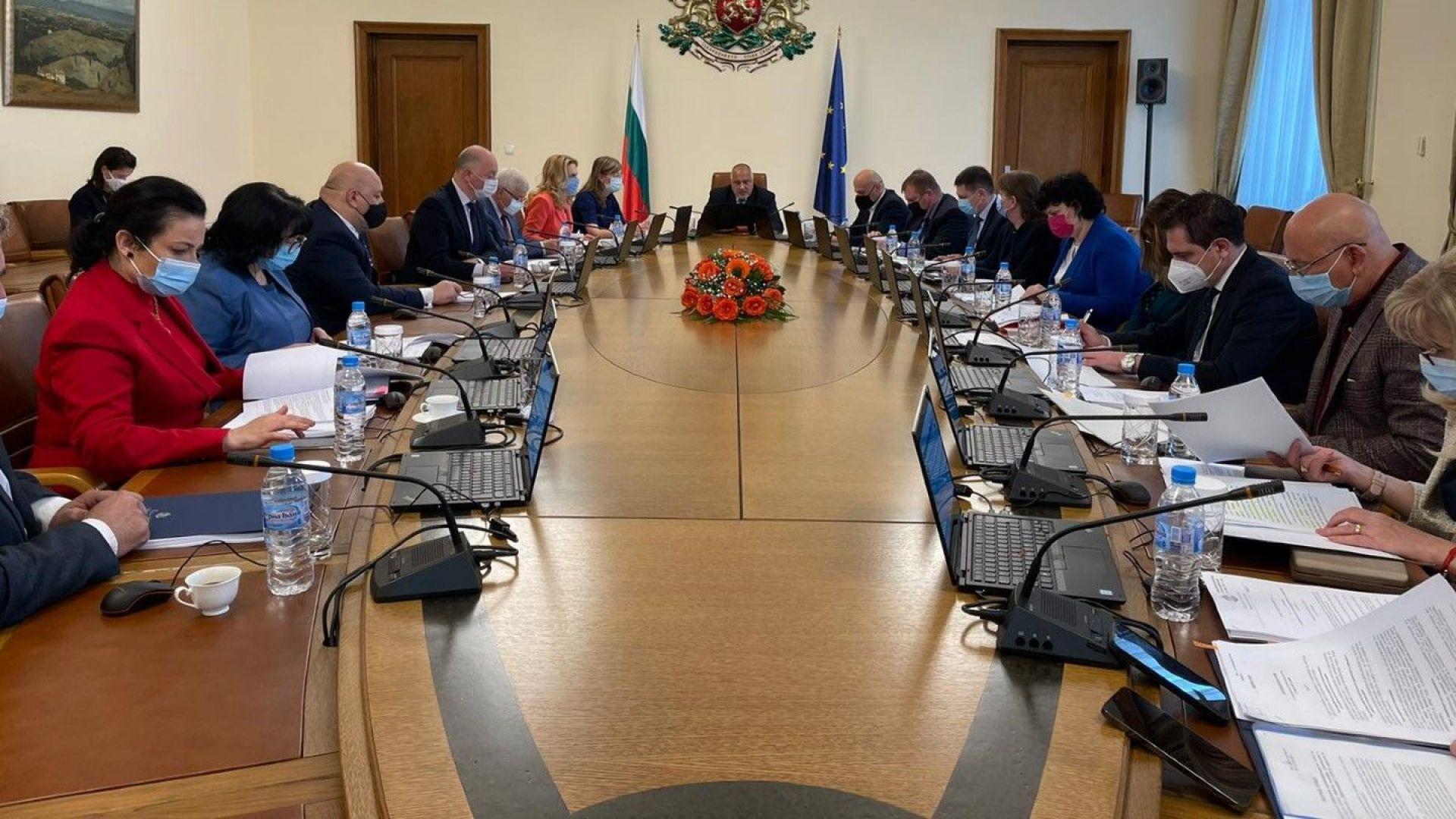 Областните управители на Габрово, Пазарджик и Пловдив са освободени от длъжност