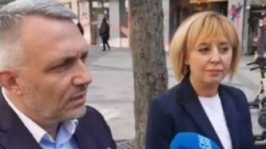 """""""Изправи се! Мутри вън!"""" предлагат Татяна Дончева за зам.-председател на парламента (видео)"""