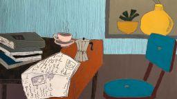 """Стая с безброй истории"" на Таня Харизанова - в Арт Галерия Le Papillon"