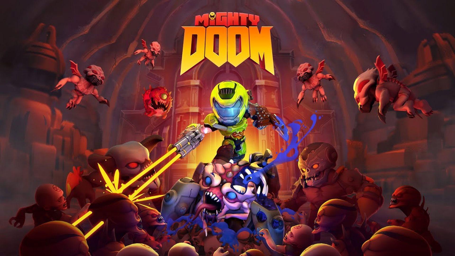 Задава се нова игра Doom за Android
