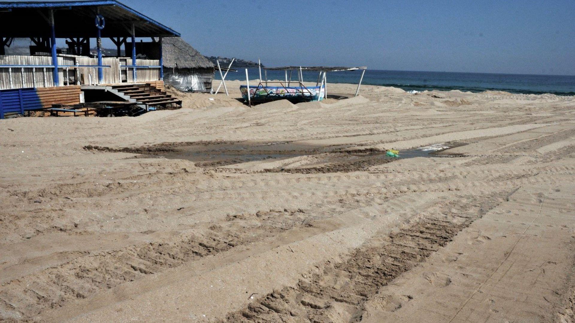 """1/3 от дюните са на прага на унищожението, а колко вече са """"разграбени"""""""